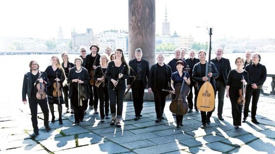 Ensemble baroque de Drottningholm