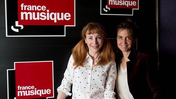 Julie Depardieu et Elsa Boublil