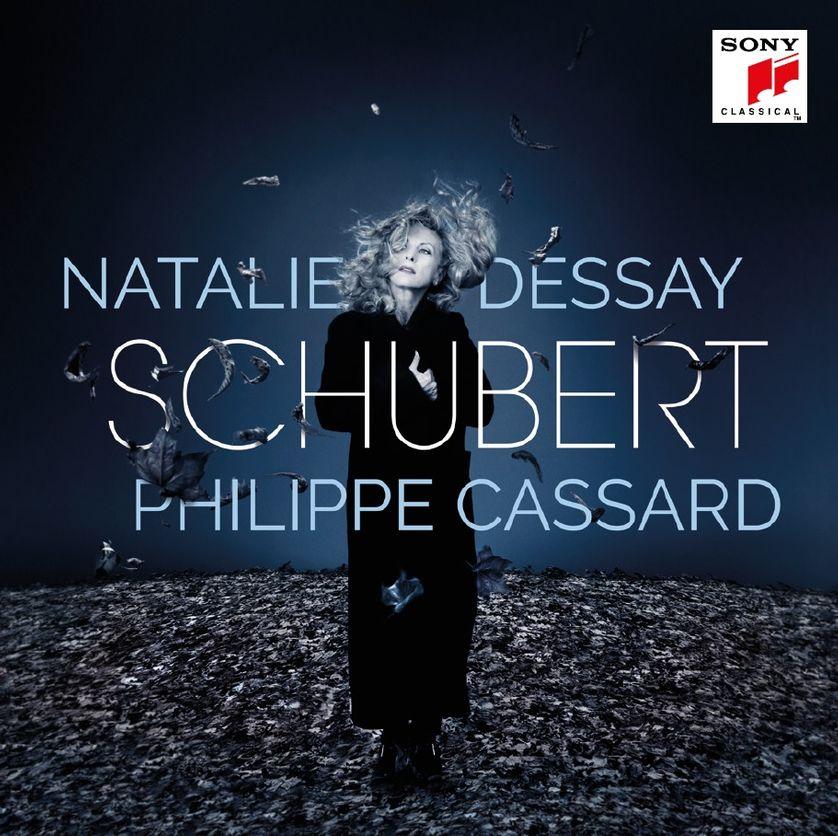 """Le disque """"Schubert"""" de Natalie Dessay et Philippe Cassard"""