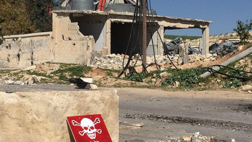 L'attaque perpétrée le 4 avril a fait 87 morts, dont 31 enfants, dans la commune de Khan Cheikhoun, dans la province d'Idlib.