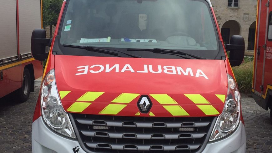 Les pompiers du Finistère ont envoyé des moyens sur place