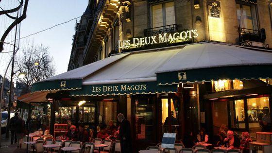 C'est à l'occasion de la présentation au café Les Deux Magots à Paris de l'édition 2017 du Nohant Festival Chopin que l'auteur a été récompensé