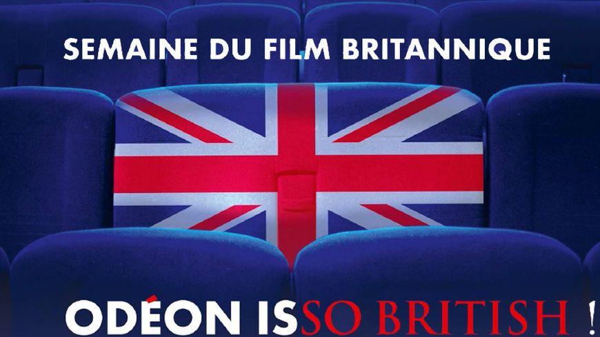 ODEON IS SO BRITISH! Semaine du film britannique à Cherbourg avec France Bleu Cotentin