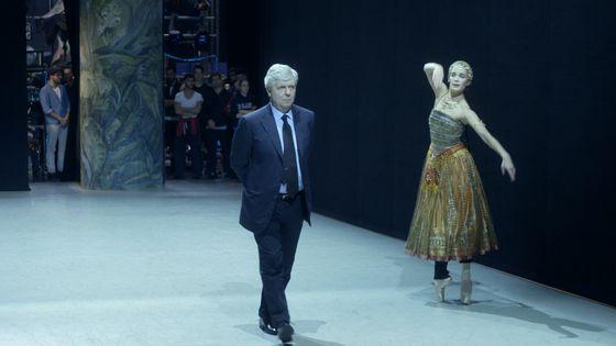"""Stéphane Lissner dans le film """"L'Opéra"""" de Jean-Stéphane Bron"""
