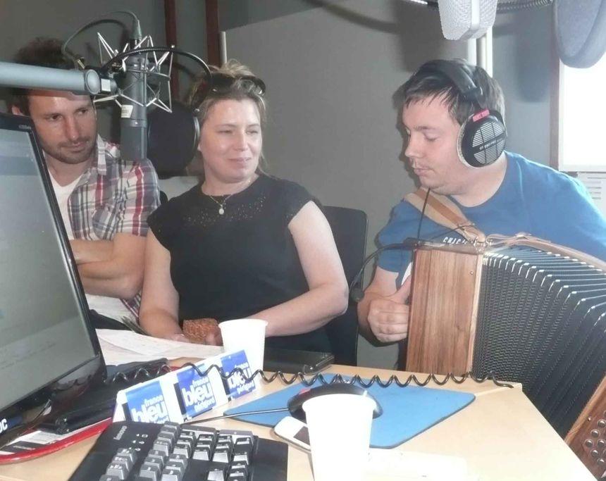Seb Laurence et Nico Peuch