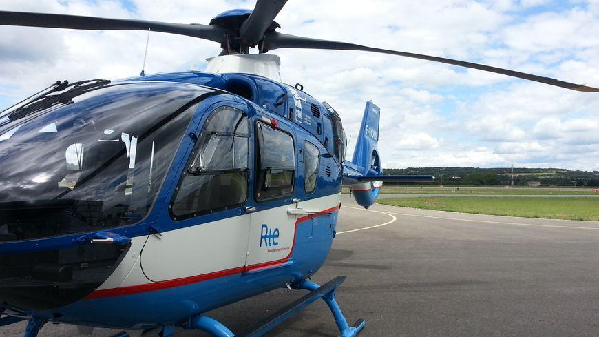 La base accueillera bientôt 12 hélicoptères Super Puma de l'entreprise RTE.
