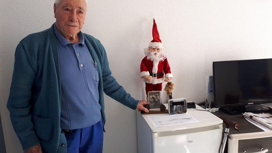 Roger Thill a 93 ans. Il n'a jamais manqué une élection depuis sa majorité.