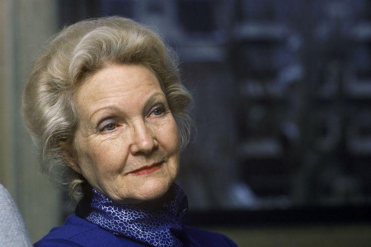 Evelyne Sullerot en 1987