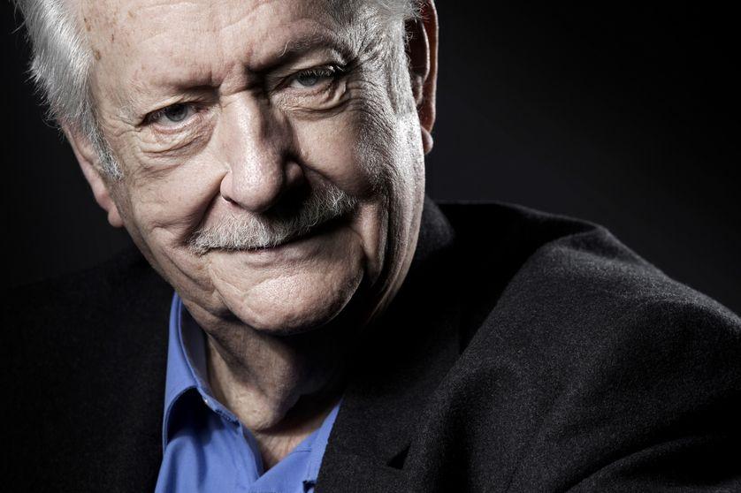 Pierre Bellemare en novembre 2016