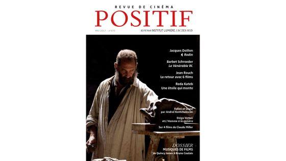 le dossier de mai de la revue mensuelle de cinéma Positif