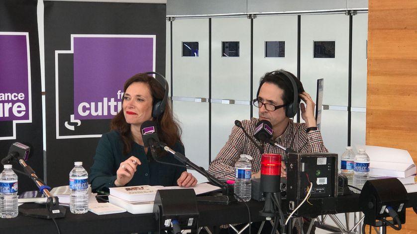 Caroline Broué et Antoine Guillot
