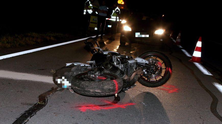 Nouvel accident mortel d 39 un motard sur les routes de vaucluse for Accident mortel a salon de provence