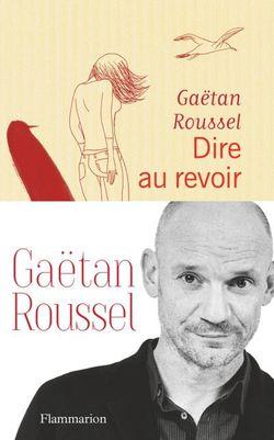 Dire au revoir / Gaëtan Roussel