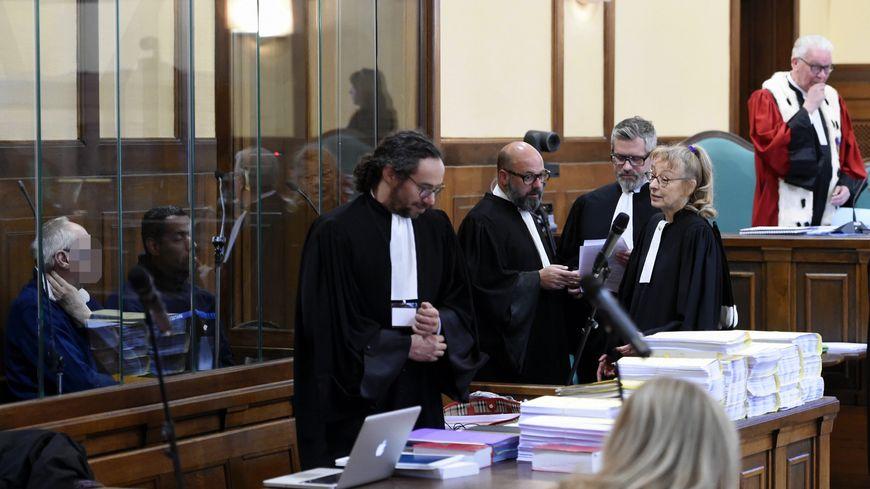 Les proches et la famille de Francis Heaulme témoignent, au 3e jour de son proçès devant les Assises de la Moselle