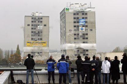 Le retour de la mixité sociale dépend bien souvent de l'image des quartiers, qui n'a pas changé malgré les démolitions