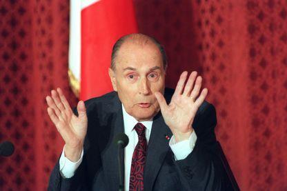 """Le """"ni-ni"""", une formule attribuée à François Mitterrand"""