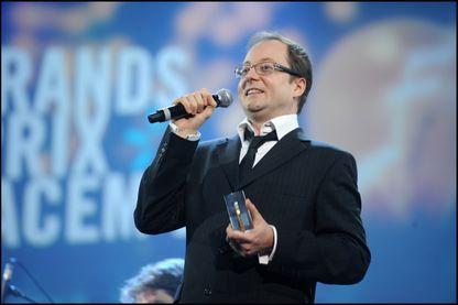 Guillaume Connesson au Grand prix Sacem 2011