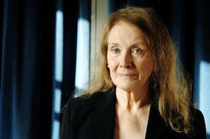 Portrait d'Annie Ernaux