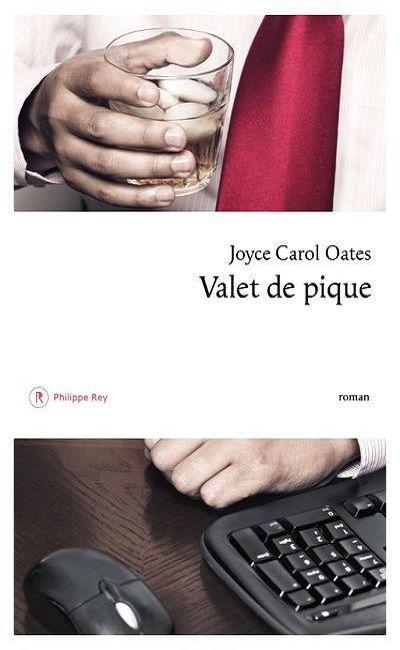 """Couverture """"Valet de pique"""" (Philippe Rey)"""