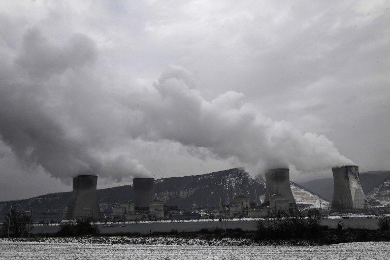 Centrale nucléaire de Cruas-Meysse en 2017