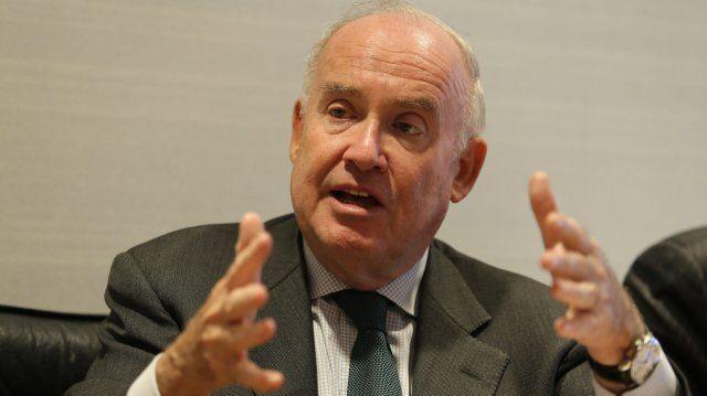 Dominique Bussereau, le président Les Républicains du conseil départemental de la Charente-Maritime