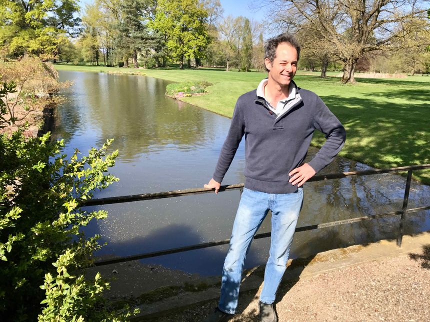François de Vateville, parc de Schoppenwihr