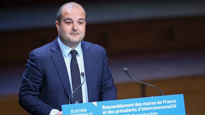 David Rachline, sénateur-maire FN de Fréjus (photo d'illustration)