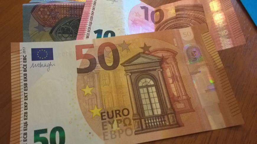 Un Nouveau Billet De 50 Euros Pour Eviter La Contrefacon