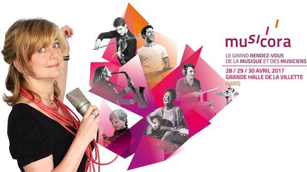 En direct de Musicora : Le programme musical de Denisa Kerschova