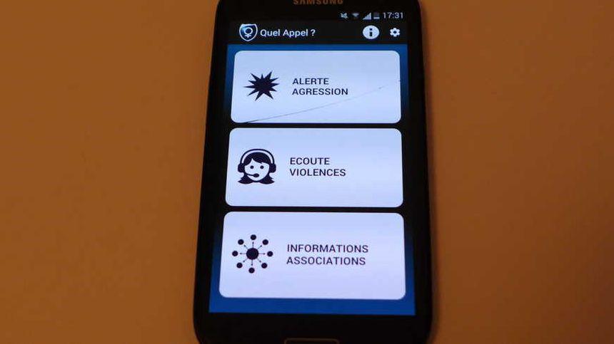 L'application App-Elles