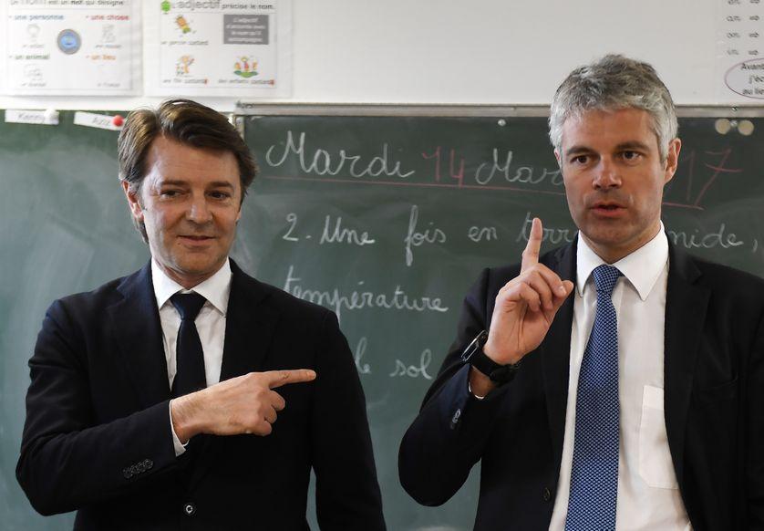 François Baroin ou Laurent Wauquiez : qui incarnera la droite de demain ?