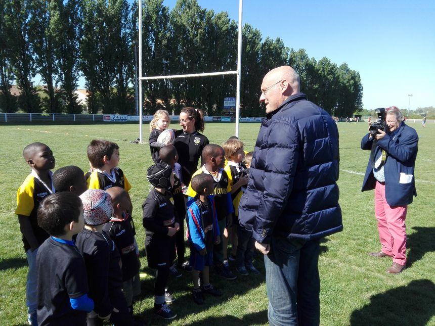 Les valeurs du rugby en quelques phrases