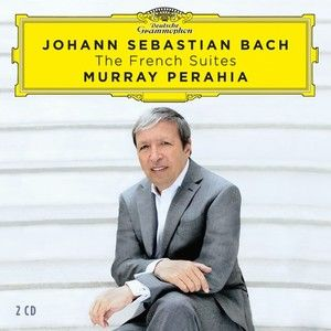 Johann Sebastian Bach - The French Suites - Murray Perahia