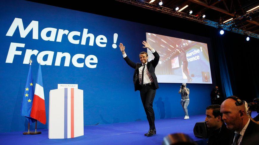 Emmanuel Macron arrive en tête dans les Deux-Sèvres, devant Jean-Luc Mélenchon et François Fillon