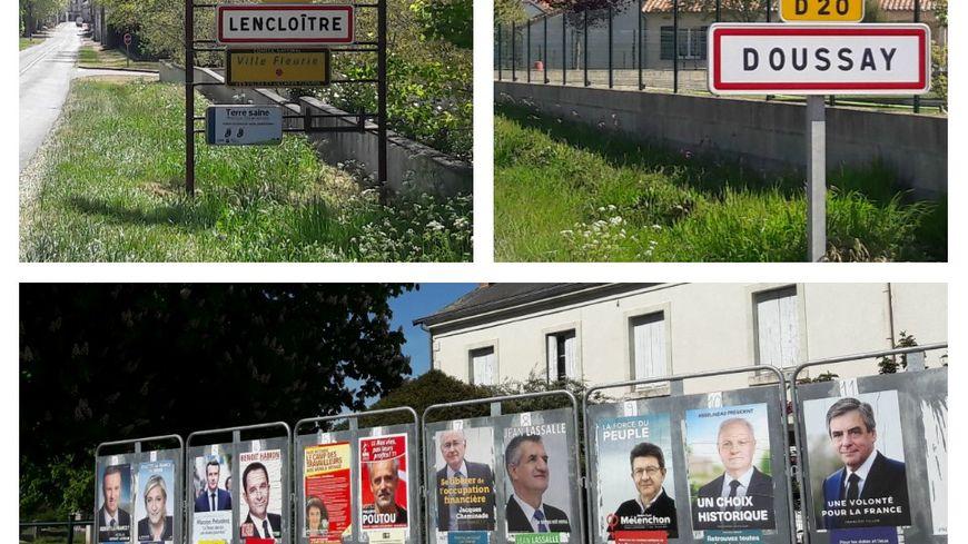 Dans le Nord-Vienne le Front National a battu des records au premier tour de l'élection présidentielle.