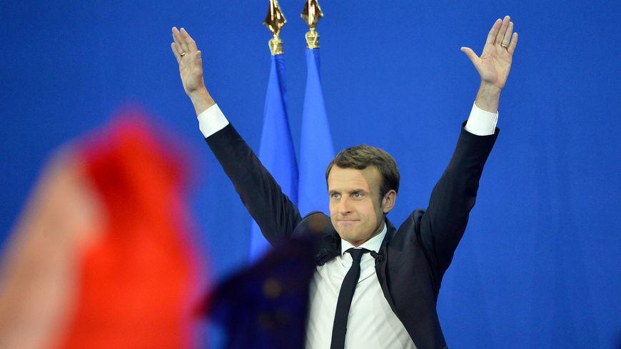 L'Amiénois Emmanuel Macron sera face à Marine Le Pen au second tour de l'élection présidentielle