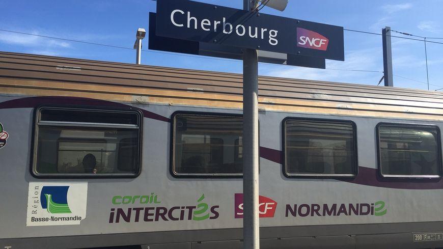Les dysfonctionnements sur le premier train de la journée ont perturbé de nombreux trains ce jeudi matin au départ de Cherbourg.