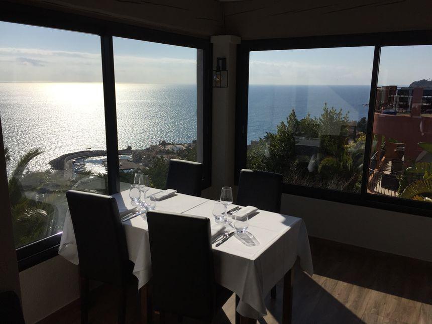 Une table sur la Méditerranée: L'Air du Temps à Théoule sur Mer