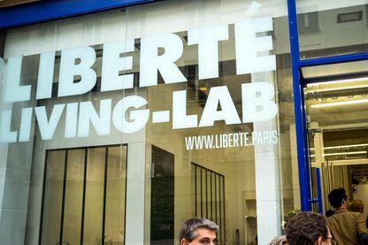 """Le """" liberté living lab"""", nouveau lieu de la Civic Tech (Paris, octobre 2016)"""