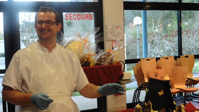 Le Chef Denis Humbertclaude