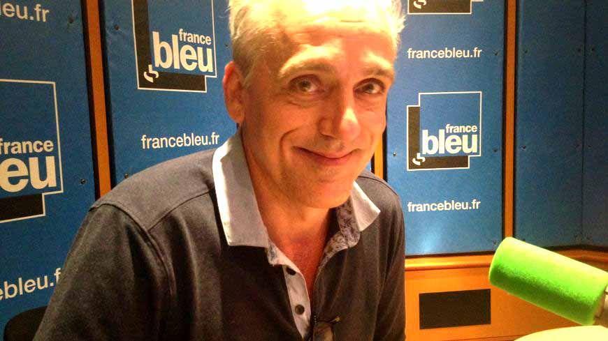 Philippe Poutou, le candidat NPA à la présidentielle.