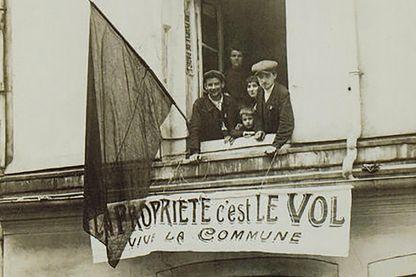 """""""La propriété, c'est du vol"""" célèbre phrase l'anarchiste français Pierre-Joseph Proudhon."""