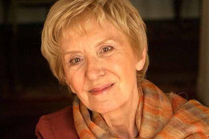 Michelle Perrot, historienne et professeur à l'université Paris-Diderot le 19 octobre 2016
