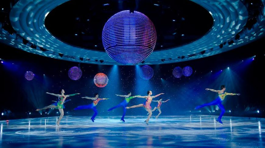 Times, le nouveau spectacle Holiday on Ice