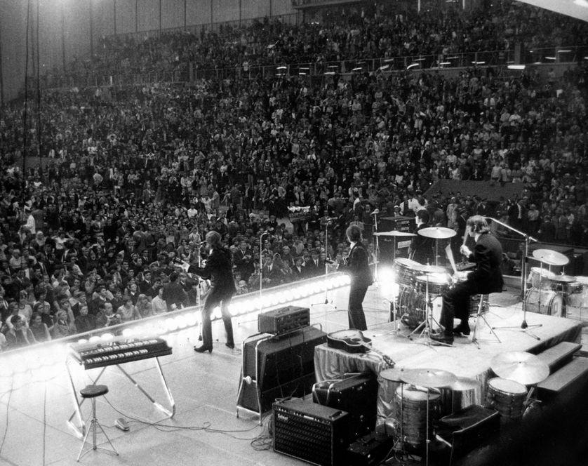 Les Beatles à Essen