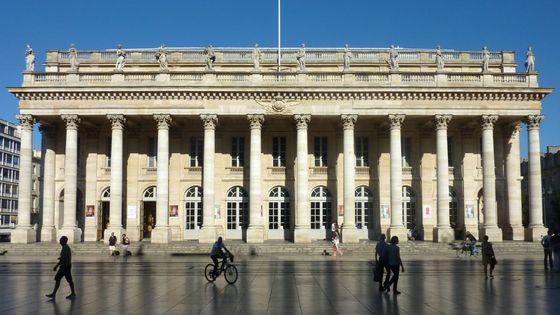 L'Opéra National de Bordeaux a été sollicité pour coordonner la création de la Route de France