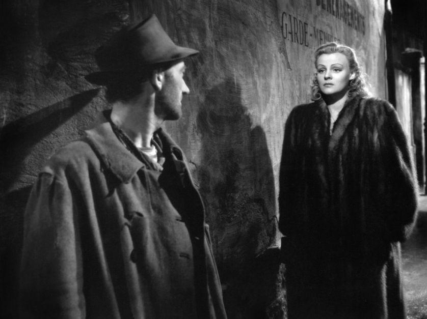 Les Portes de la Nuit de Marcel Carné 1946