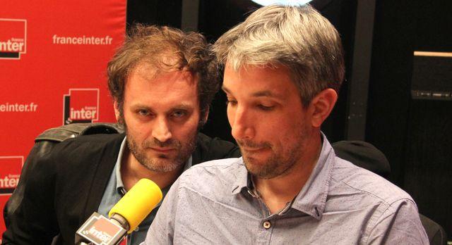 L 39 envers du d cor saison 4 - France inter augustin trapenard ...