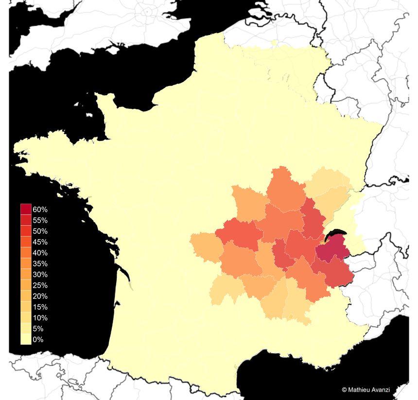 """C'est en Haute-Savoie que le """"Y savoyard"""" est le plus utilisé"""