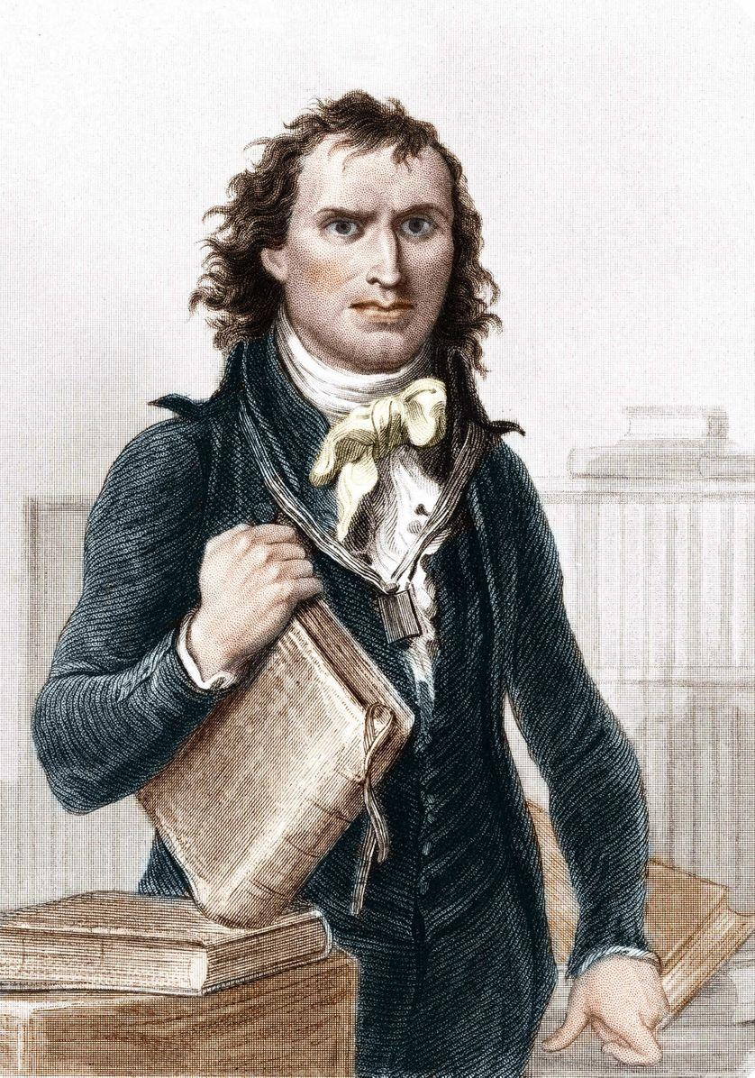 Portrait de Henri dit l'abbé Grégoire (1750-1831), ecclésiastique et homme politique français.